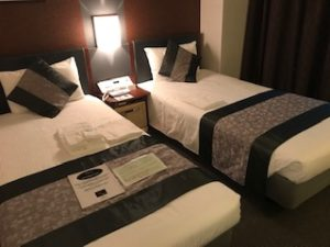 新横浜プリンスホテルの客室